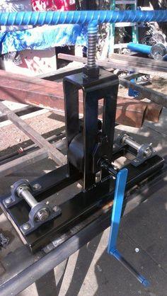 Miller - Welding Projects - Idea Gallery - tube bender