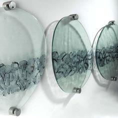 Wall Panels   Michelle Keeling Glass