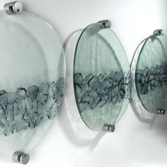 Wall Panels | Michelle Keeling Glass