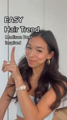 Dance Hairstyles, Summer Hairstyles, Cute Hairstyles, School Hairstyles, Hairdos, Luscious Hair, Brown Blonde Hair, Hair Styler, Aesthetic Hair
