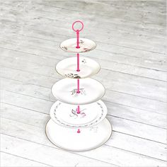 Old Lace 5 Tier Cupcake Display Stand Big par freshpastrystand, $156.00