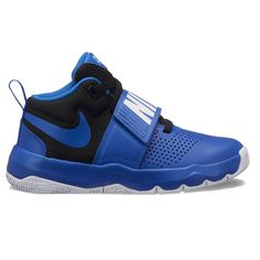 22ca0cb0296e Nike Team Hustle D8 Grade School Kids  Sneakers