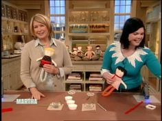 Watch Martha Stewart's Black Apple Dolls, Part 2 Video. Get more step-by-step instructions and how to's from Martha Stewart.
