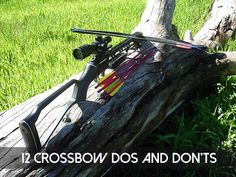 12 Crossbow Dos and Don'ts