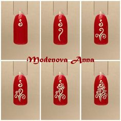 The Best Nail Art Designs – Your Beautiful Nails Xmas Nails, Winter Nail Art, Christmas Nail Art, Holiday Nails, Winter Nails, Diy Christmas, Nail Art Diy, Diy Nails, Manicure Steps