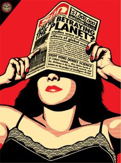 obey giant- shepherd fairey- are we betraying the planet?