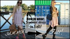 Trench Collection by Sonia Verardo: How to layer clothes in fall? Transitioning outfit...