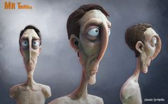Zbrush Info: Rendered Using BPR/Photoshop with Yiannis Tyropolis
