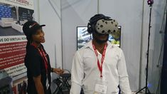 Augmented Reality, Virtual Reality, Vr Games, Cape Town