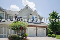 Craftsman Style 3 BR/2.5 BA Townhouse in Woodstock – South Cherokee!
