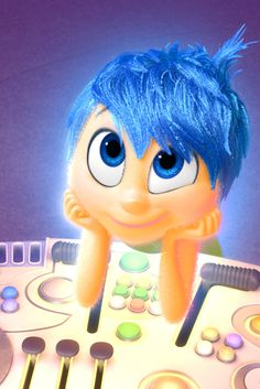 Pixar's 'Inside Out' Already Looks Like Our New Favorite Movie....can't wait to see this one.
