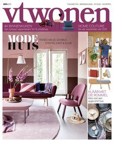 MAGAZINE • vtwonen cover   nr. 03-2019   Modehuis