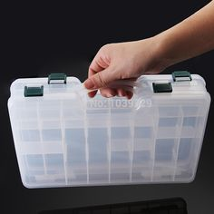 #Outdoor #Hiking Free Shipping 29X19X6CM Fishing Lure Boxes Minnow Boxes Movable Interlayer caja pesca Carp Fishing accessories pesca Tackle Tool  Features: 1. Brand: Piscifun 2. Type: Fishing tackle box 3. Co #Travel #Backpacks