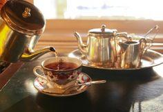 High Tea at the Empress Hotel in Victoria Canada