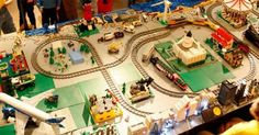 Kickoff the holiday season with the BIG Weekend of Small Trains on November 4-5 at California State Railroad Museum Foundation. #Sacramento4kids #Sacramento #Kids #Events #ThingsToDo