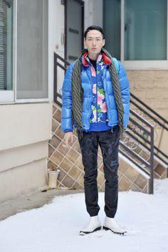 한노마 24 Han No Ma (model) Mens Street Style , korea Seoul 2013 dec 14  #streetper #streetstyle #streetfashion #fashion #fashionstyle #seoul #korea #menswear #mensfashion #winterstyle