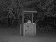 Ghost filmed at a haunted well .
