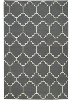 I met Genevieve Gorder and saw her rugs at Las Vegas Market recently. I want this rug in either the Pigeon or Saffron colors.