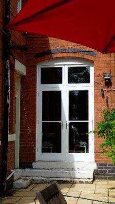 victorian house garden doors - Google Search   French doors ideas ...