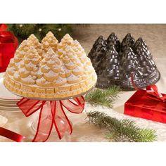 Molde aluminio Holiday Tree Bundt Nordic Ware