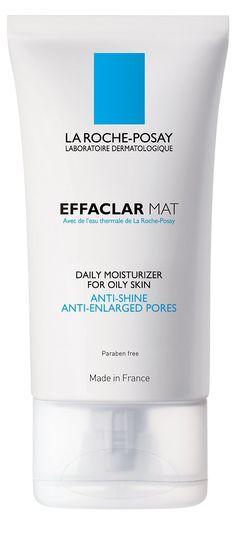 La Roche-Posay Effaclar Mat Oil-Free Mattifying Moisturizer for Oily Skin