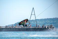 wakeboardseaoceanwaterwavewavessunsummersportspeedfastbulgariajumpingblack seablue #dnns #dontneednosamurai #nosamurai