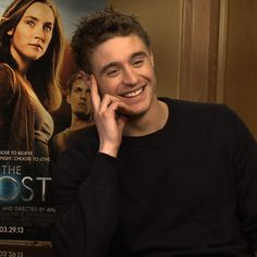 "VIDEO | Max Irons and Jake Abel Talk About The Host's ""Love Box"" and Fresh Breath"