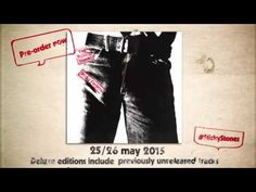 The Rolling Stones' Sticky Fingers lives again! Rerelease out 25/26 May 2015 - YouTube