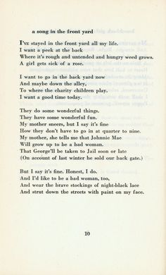langston hughes poetry~spoken word  in this poem writer langston hughes explores the relationships between women men and