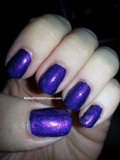 My Nail Polish Is Poppin': Almost Famous