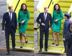 Saturday, 12 April 2014The Cambridges (appropriately) Visit Cambridge  The Duke and Duchess of Cambridge spent Day 6 of the royal tour in the Waikato region of the North Island.