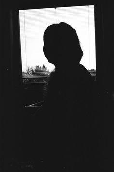 """Outline In Black"" (2015 - B&W 35mm film) by Ben Sasson > taken in Neratovice, CZ…"