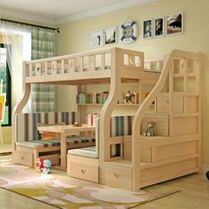 Best Selling overseas industrial furniture child bed Made In China