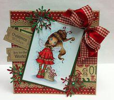 Design Team Favorite Week 31 - #32 - Ivonne H. - Merry Christmas Challenge