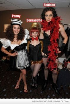 Haha! Love this!! Rocky Horror Picture Show!!