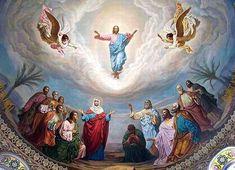 Fiul a luat trup, ca omul să se întoarca la Dumnezeu Receiving The Holy Spirit, Spirit Of Truth, Christ Is Risen, Jesus Christus, Russian Orthodox, Pentecost, Jesus Pictures, Catholic Pictures, Christen