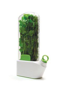 Si utilizas muchas hierbas frescas...