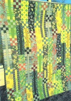 Nine Patch Stripes
