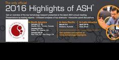 브리스베인 아시아태평양 미국 혈액학 회의 Highlights of ASH® Asia - Pacific 2016 Highlights of ASH® Asia - Pacific of the American Society of Hematology