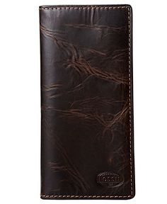 Nordstrom Online & In Store: Shoes, Jewelry, Clothing, Makeup, Dresses Fossil Wallet, Long Wallet, Secretary, Nordstrom, Men's Wallets, Mens Fashion, My Style, Leather, Men Bags