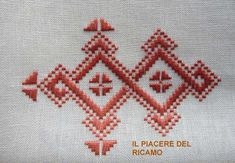 This post was discovered by Ne Swedish Embroidery, Hardanger Embroidery, Modern Embroidery, Cross Stitch Embroidery, Embroidery Patterns, Hand Embroidery, Cross Stitch Charts, Cross Stitch Patterns, Swedish Weaving