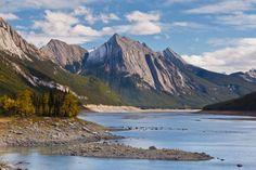 Medicine Lake, Canadá: este lago tem uma particularidade: desaparece por completo nas estações de ou... - Shutterstock