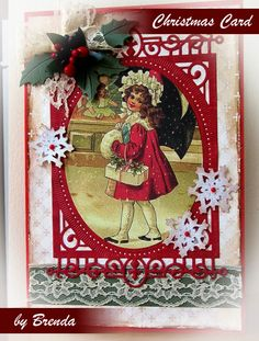 Floral Fantasies: Christmas with Nicecrane