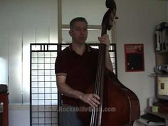 Learning how to play slap bass - Lesson 5 Rockabilly, Bass, Learning, Youtube, Studying, Teaching, Youtubers, Lowes, Youtube Movies