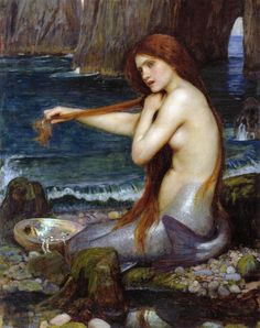 Waterhouse, Mermaid