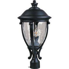 Maxim Camden VX 3-Light Outdoor Pole/Post Lantern