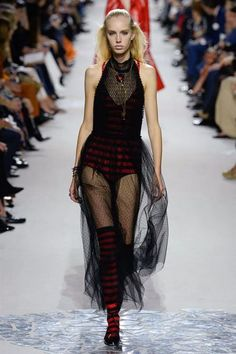Christian Dior Spring/Summer 2018 Ready-to-Wear