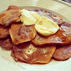 Pretty In Paleo | Sweet Potato French Toast