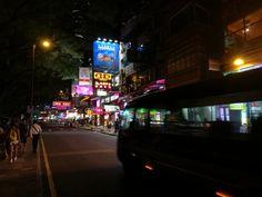 ITAP of a Hong Kong street at night http://ift.tt/2mfwz0o