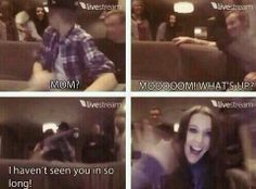 Remeber when pattie surprised Justin during a livestream it was the cutest thing Ever